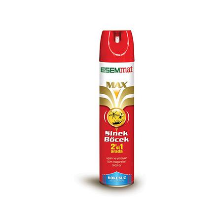 Esemmat Max Sprey Sinek & Böcek Kokusuz - Susuz
